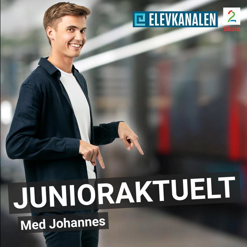 Johannes Slettedal i Junioraktuelt