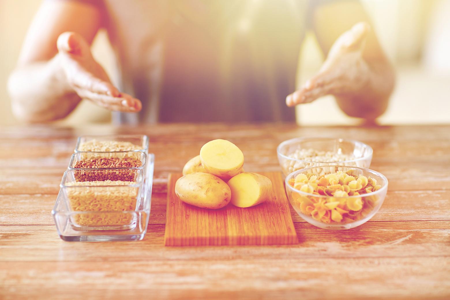 Ulike karbohydrater