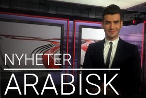 Nyheter på arabisk