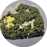 Bilde av øyen Utøya